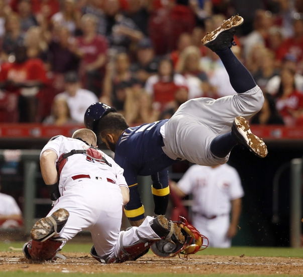 Cincinnati Reds vs. Milwaukee Brewers - 9/13/16 MLB Pick, Odds, and Prediction