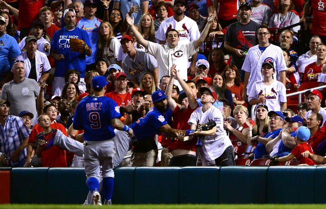 Cardinals vs. Cubs - 9/13/16 MLB Pick, Odds, and Prediction