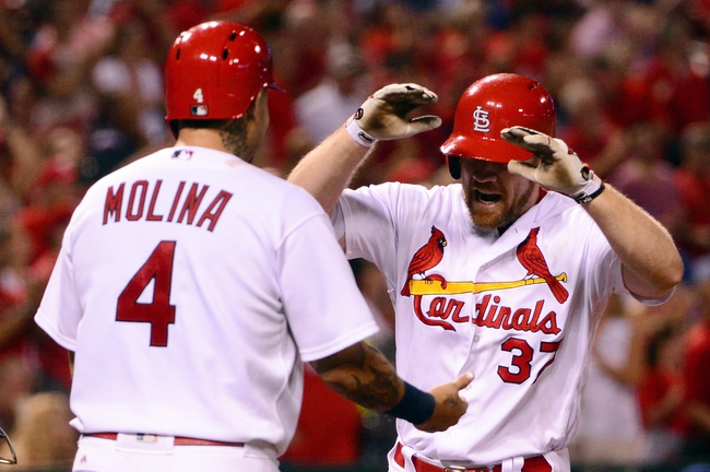 Cardinals vs. Cubs - 9/14/16 MLB Pick, Odds, and Prediction