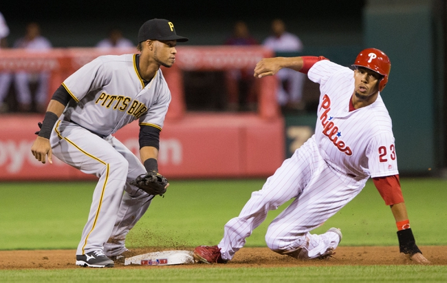 Rodriguez homers in 9th to lift Pirates over Phillies 5-3