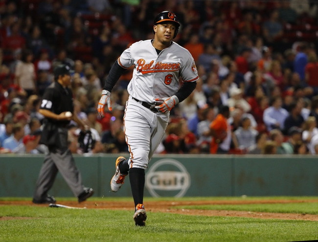 Boston Red Sox vs. Baltimore Orioles - 9/14/16 MLB Pick, Odds, and Prediction