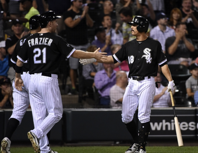 Chicago White Sox vs. Cleveland Indians - 9/14/16 MLB Pick, Odds, and Prediction