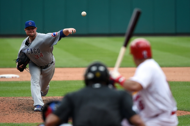Chicago Cubs vs. St. Louis Cardinals - 9/23/16 MLB Pick, Odds, and Prediction