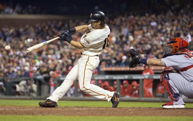 Giants vs. Cardinals - 9/16/16 MLB Pick, Odds, and Prediction