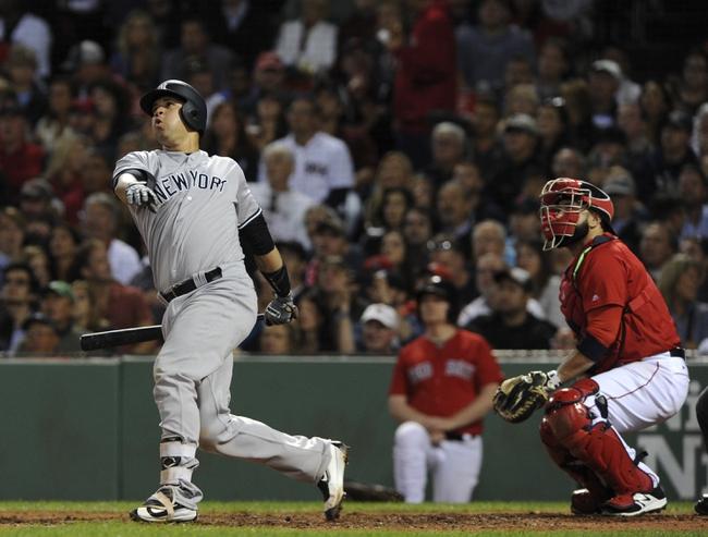 Boston Red Sox vs. New York Yankees - 9/17/16 MLB Pick, Odds, and Prediction