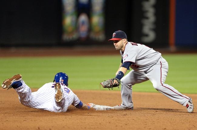New York Mets vs. Minnesota Twins - 9/17/16 MLB Pick, Odds, and Prediction