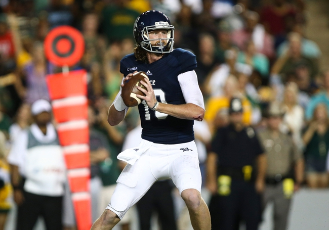Rice Owls vs. North Texas Mean Green - 9/24/16 College Football Pick, Odds, and Prediction