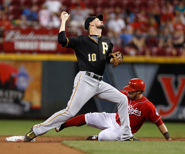 Cincinnati Reds vs. Pittsburgh Pirates - 9/17/16 MLB Pick, Odds, and Prediction