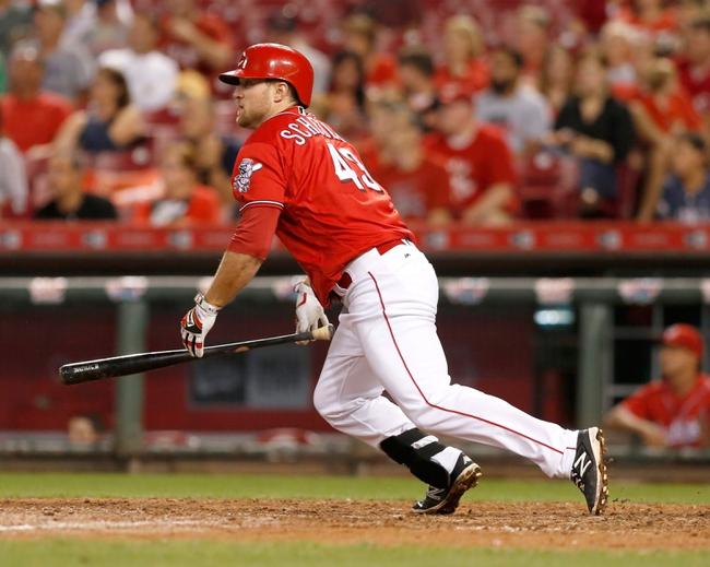 Cincinnati Reds vs. Pittsburgh Pirates - 9/18/16 MLB Pick, Odds, and Prediction