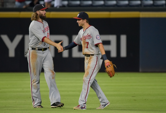 Atlanta Braves vs. Washington Nationals - 9/17/16 MLB Pick, Odds, and Prediction