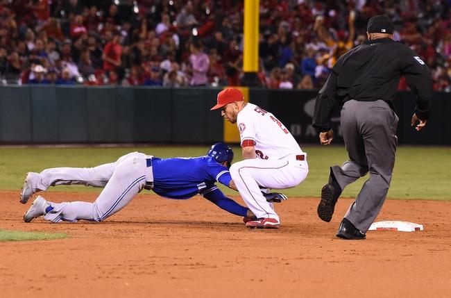 Angels vs. Blue Jays - 9/17/16 MLB Pick, Odds, and Prediction