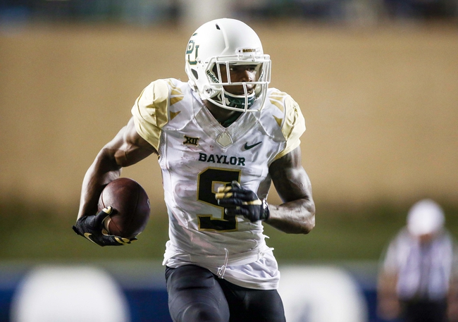 Baylor vs. Kansas - 10/15/16 College Football Pick, Odds, and Prediction