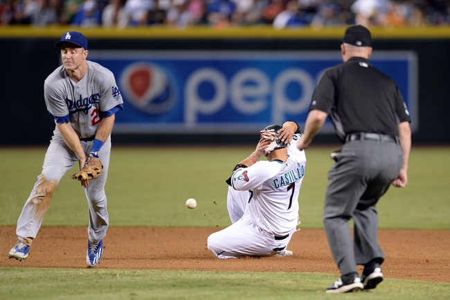 Diamondbacks vs. Dodgers - 9/17/16 MLB Pick, Odds, and Prediction