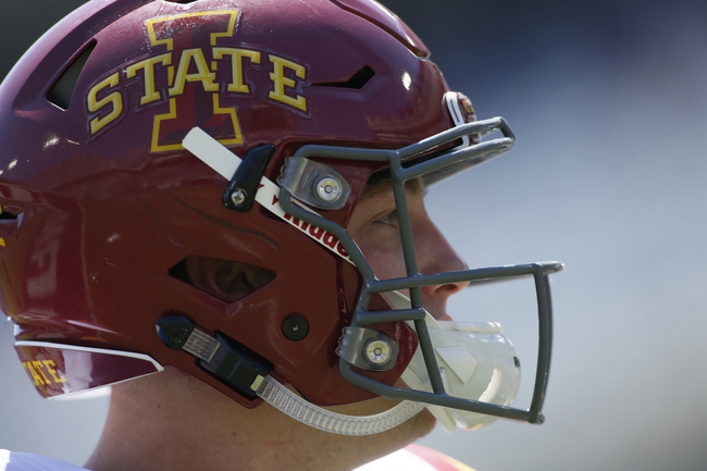 Iowa State vs. Baylor - 10/1/16 College Football Pick, Odds, and Prediction