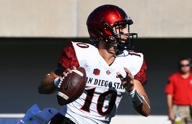 San Jose State at San Diego State - 10/21/16 College Football Pick, Odds, and Prediction