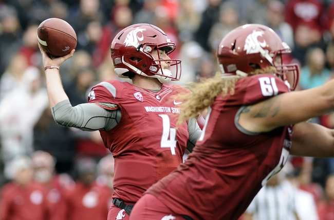 Oregon at Washington State - 10/1/16 College Football Pick, Odds, and Prediction