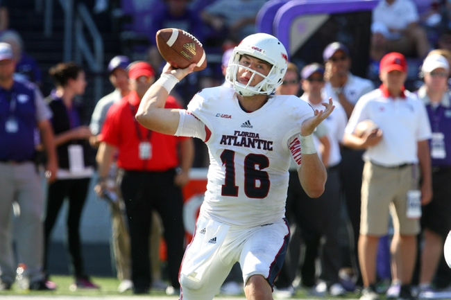 Florida Atlantic Owls vs. Charlotte 49ers - 10/8/16 College Football Pick, Odds, and Prediction