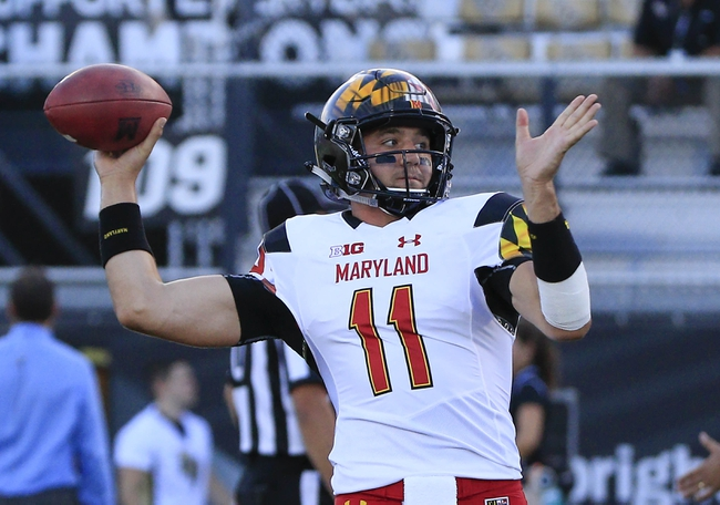 Maryland vs. Purdue - 10/1/16 College Football Pick, Odds, and Prediction