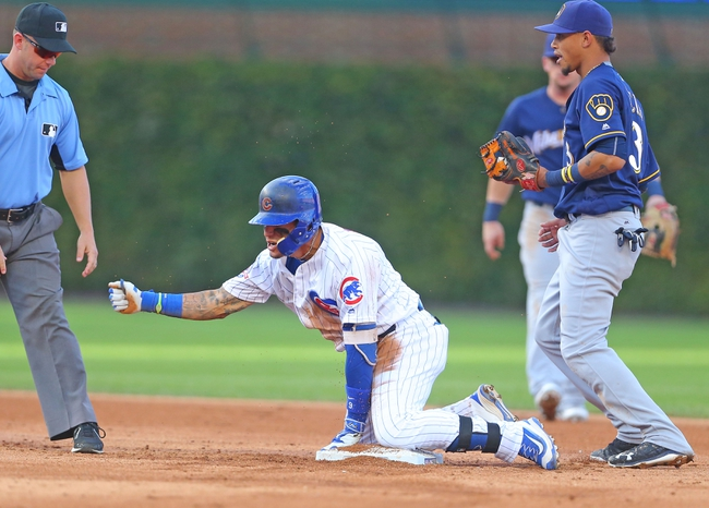 Chicago Cubs vs. Milwaukee Brewers - 9/18/16 MLB Pick, Odds, and Prediction