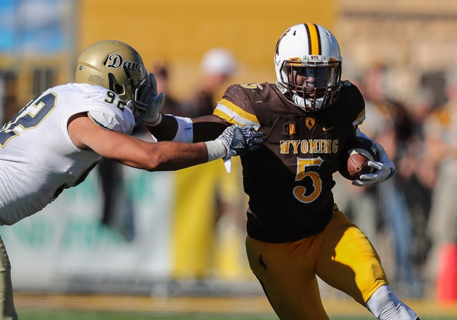 Nevada vs. Wyoming - 10/22/16 College Football Pick, Odds, and Prediction
