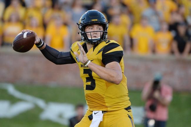 Missouri vs. Delaware State - 9/24/16 College Football Pick, Odds, and Prediction