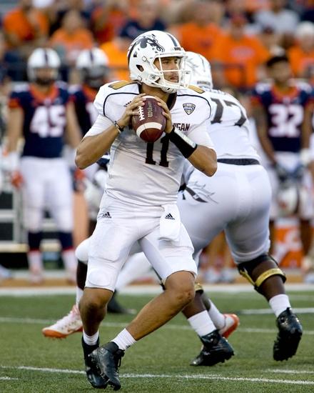 Western Michigan Broncos vs. NIU Huskies - 10/8/16 College Football Pick, Odds, and Prediction