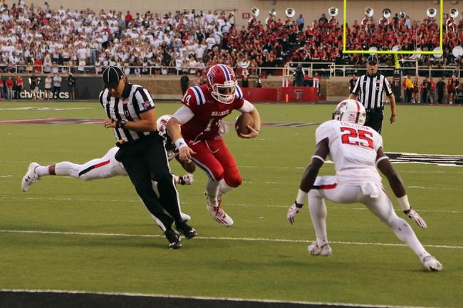 LA Tech Bulldogs vs. Rice Owls - 10/29/16 College Football Pick, Odds, and Prediction