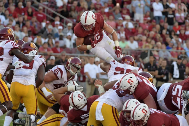 UCLA Bruins vs. Stanford Cardinal - 9/24/16 College Football Pick, Odds, and Prediction