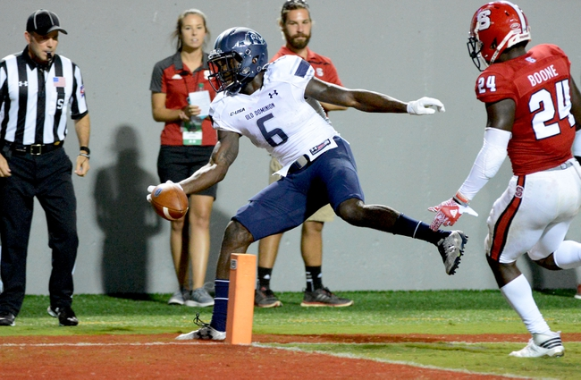 Old Dominion Monarchs vs. FIU Golden Panthers - 11/26/16 College Football Pick, Odds, and Prediction