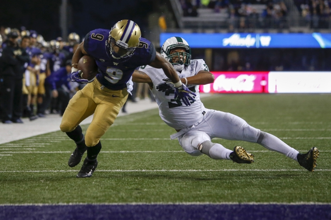 Washington Huskies vs. Stanford Cardinal - 9/30/16 College Football Pick, Odds, and Prediction