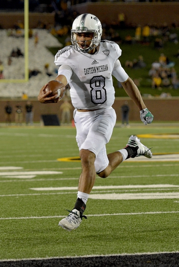Wyoming Cowboys at Eastern Michigan Eagles - 9/23/16 College Football Pick, Odds, and Prediction