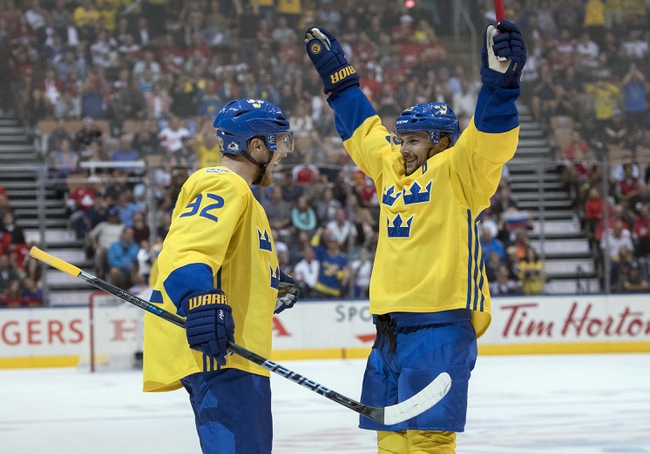 Finland vs Sweden: World Cup of Hockey - 9/20/16 Pick, Odds, and Prediction