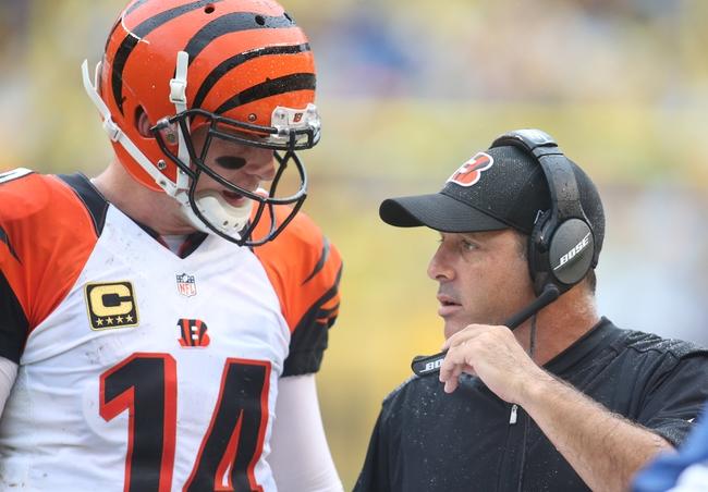 Cincinnati Bengals vs. Denver Broncos - 9/25/16 NFL Pick, Odds, and Prediction