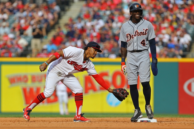 Detroit Tigers vs. Cleveland Indians - 9/26/16 MLB Pick, Odds, and Prediction
