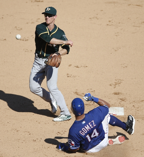 Oakland Athletics vs. Texas Rangers - 9/23/16 MLB Pick, Odds, and Prediction