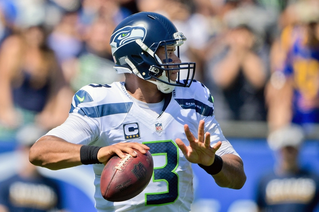 Seattle Seahawks vs. San Francisco 49ers - 9/25/16 NFL Pick, Odds, and Prediction