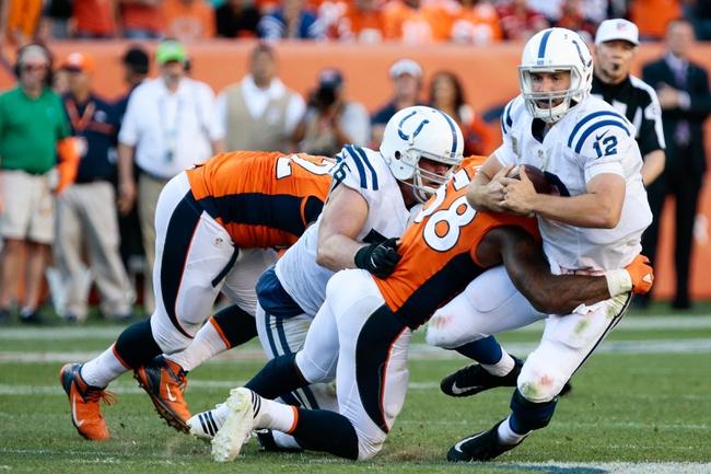 Denver Broncos at Cincinnati Bengals - 9/25/16 NFL Pick, Odds, and Prediction