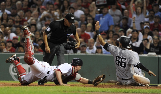 New York Yankees vs. Boston Red Sox - 9/27/16 MLB Pick, Odds, and Prediction