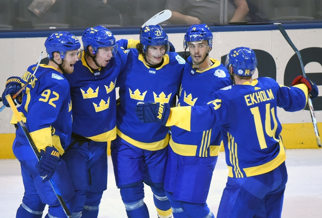 Sweden vs Europe: World Cup of Hockey - 9/25/16 Pick, Odds, and Prediction