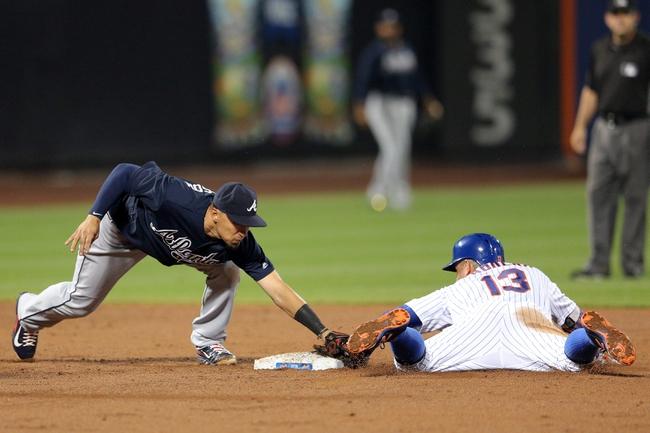 New York Mets vs. Atlanta Braves - 9/21/16 MLB Pick, Odds, and Prediction