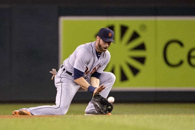 Minnesota Twins vs. Detroit Tigers - 9/21/16 MLB Pick, Odds, and Prediction