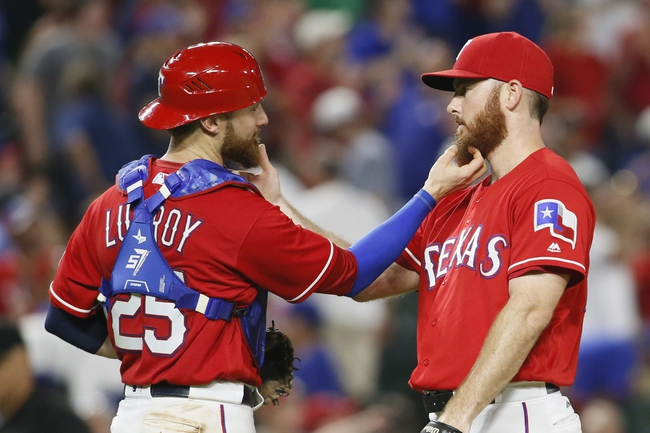 Texas Rangers vs. Los Angeles Angels - 9/21/16 MLB Pick, Odds, and Prediction
