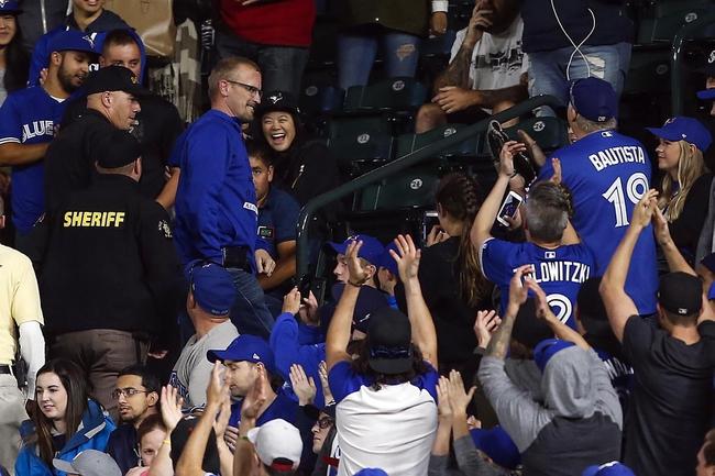 Mariners vs. Blue Jays - 9/21/16 MLB Pick, Odds, and Prediction