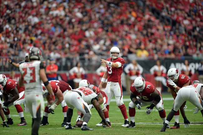 Arizona Cardinals at Buffalo Bills - 9/25/16 NFL Pick, Odds, and Prediction