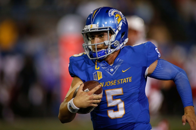 New Mexico vs. San Jose State - 10/1/16 College Football Pick, Odds, and Prediction