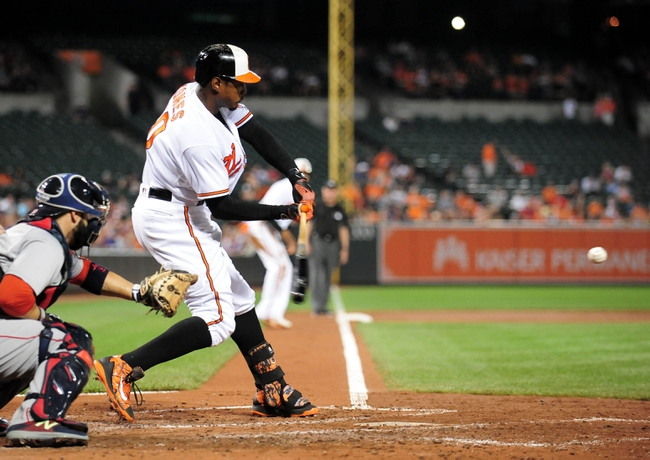 Baltimore Orioles vs. Boston Red Sox - 9/22/16 MLB Pick, Odds, and Prediction