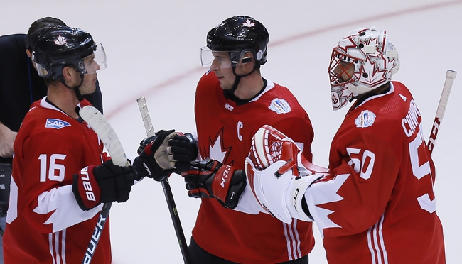 Canada vs Russia: World Cup of Hockey - 9/24/16 Pick, Odds, and Prediction
