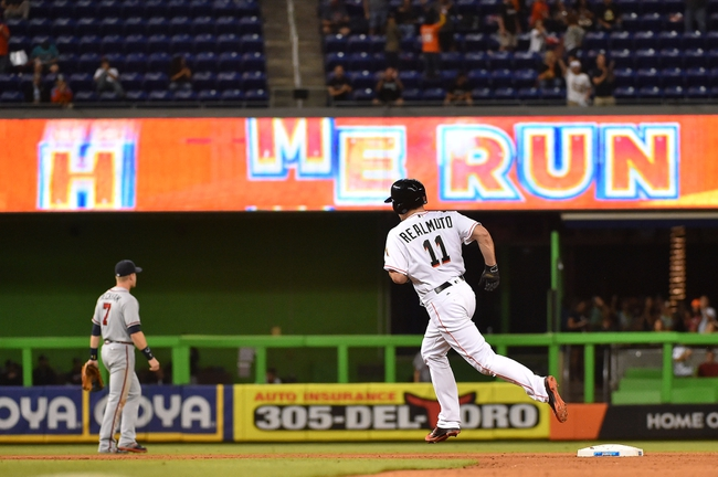 Miami Marlins vs. Atlanta Braves - 9/23/16 MLB Pick, Odds, and Prediction