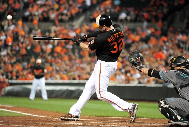 Baltimore Orioles vs. Arizona Diamondbacks - 9/24/16 MLB Pick, Odds, and Prediction