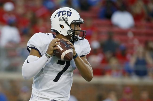 TCU vs. Oklahoma - 10/1/16 College Football Pick, Odds, and Prediction